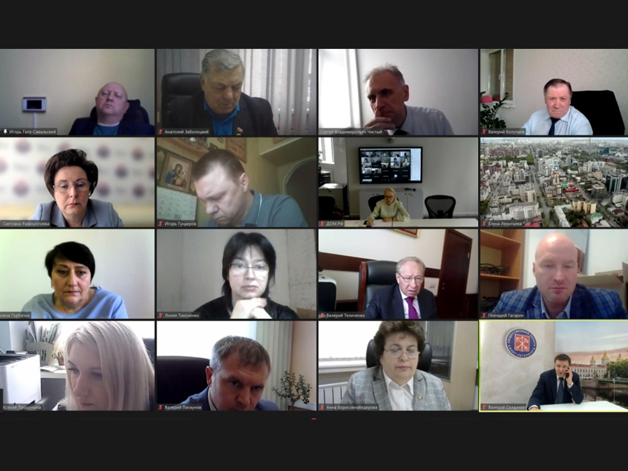 Члены ОП РК приняли участие в круглом столе ОП РФ