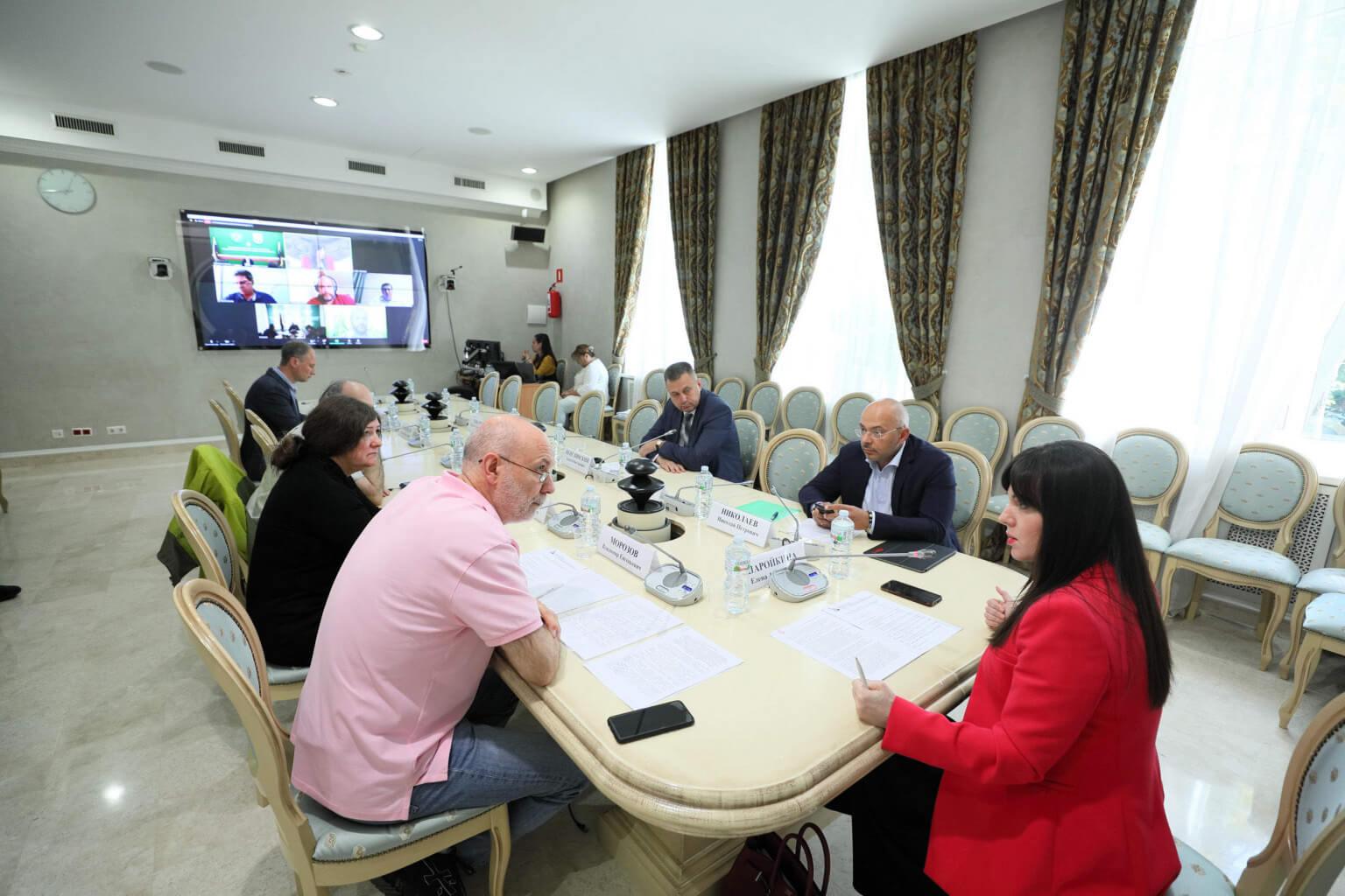 В ОП РФ развернулась дискуссия вокруг проекта методических указаний, подготовленного Минприроды